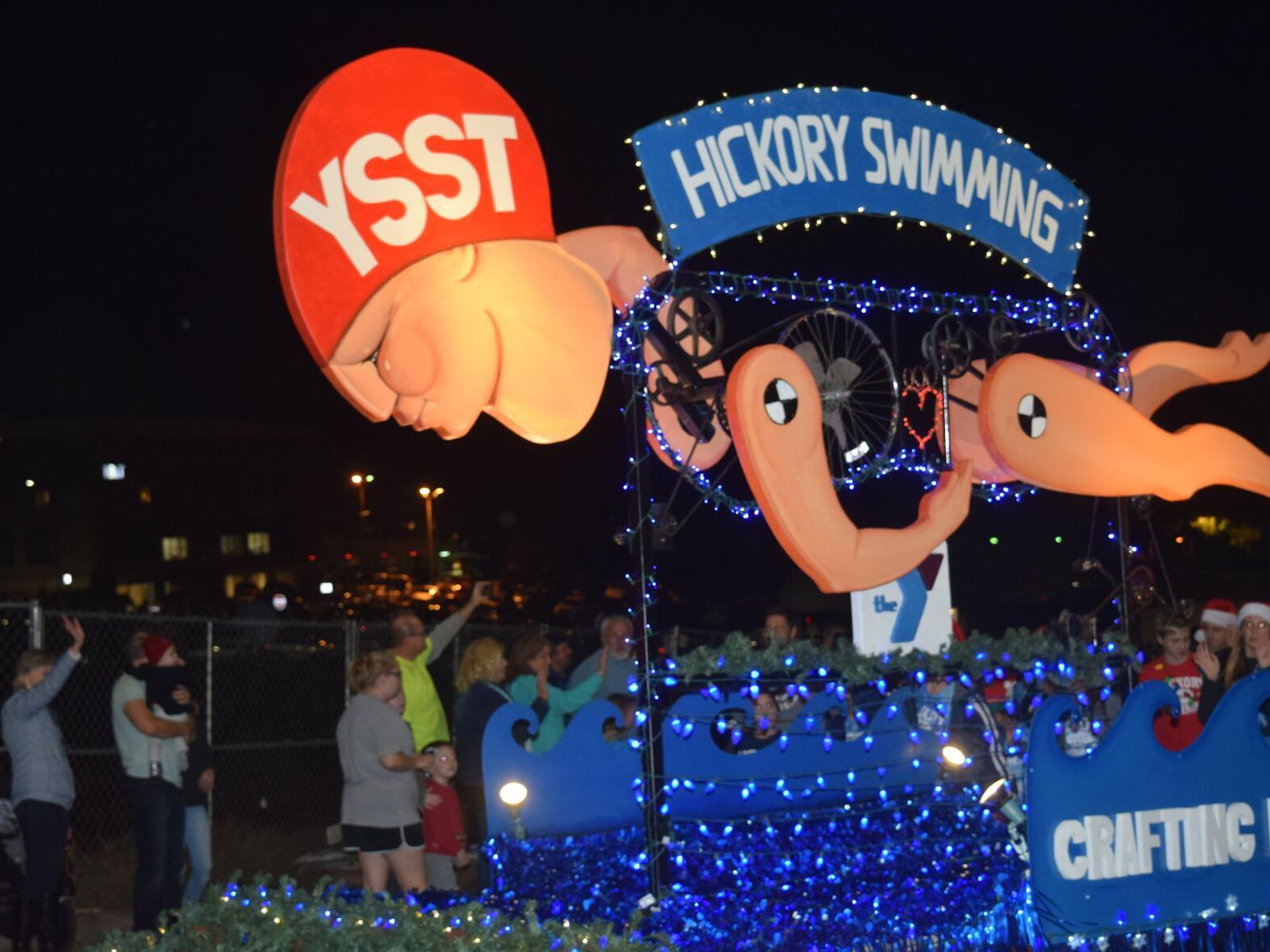 Hudson Nc Christmas Parade 2021 Hickory Christmas Parade Canceled Tree Lighting Still On Local News Hickoryrecord Com