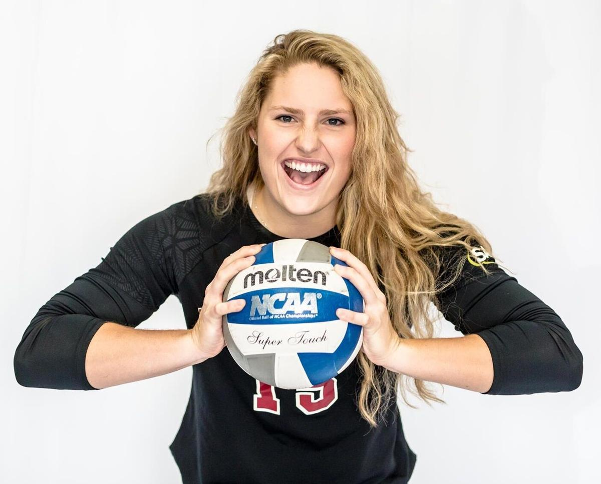COLLEGE SENIOR SPOTLIGHT: Lenoir-Rhyne volleyball player Madison Asher