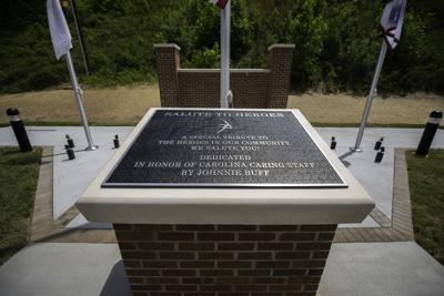 Carolina Caring to honor nation's heroes