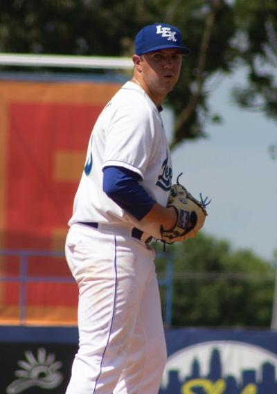 Former CVCC pitcher Hensley continues journey with Royals