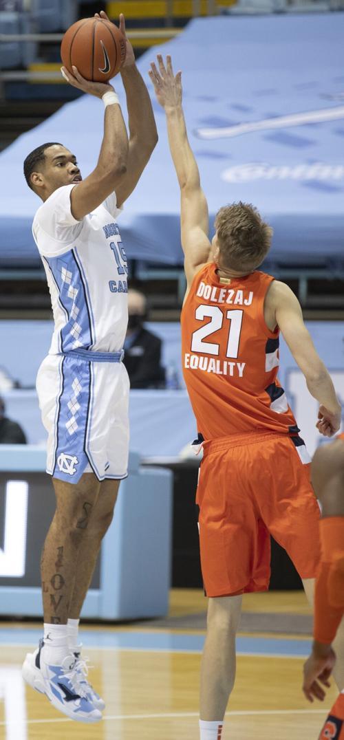 Syracuse North Carolina Basketball