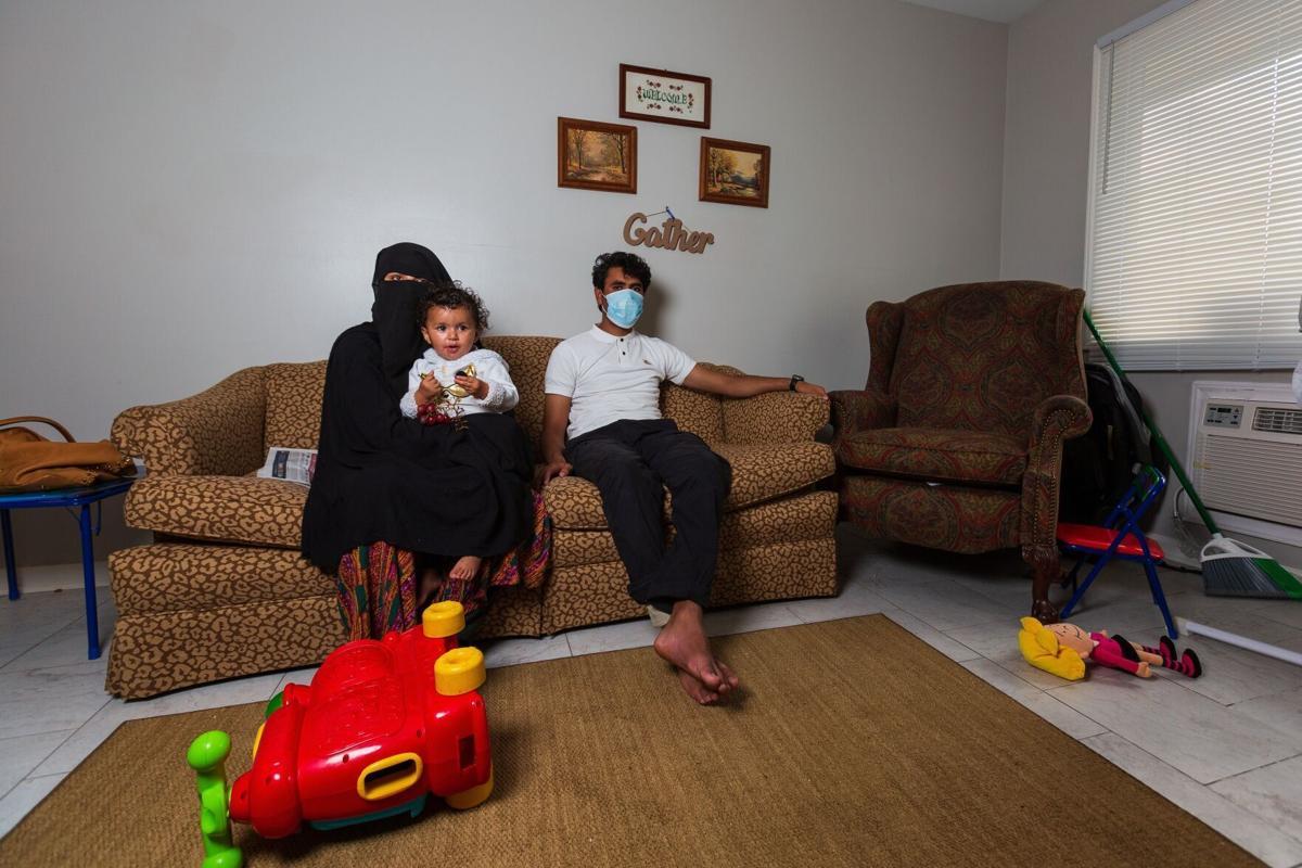 Greensboro Afghan Family
