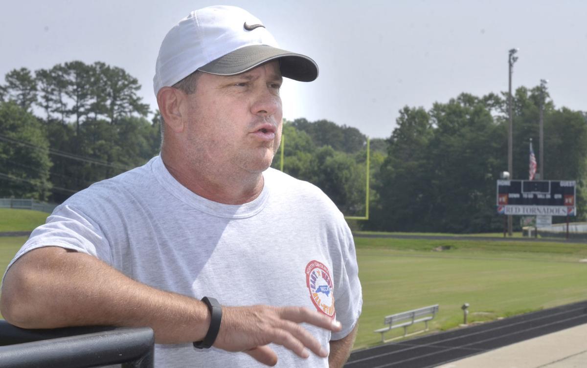 Ryan Succop's retired high school coach John Worley