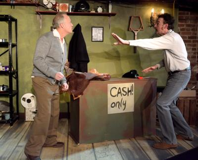 'American Buffalo' continues at Hickory Community Theatre
