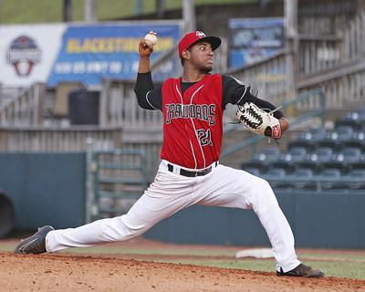 Crawdads limit Delmarva to 2 hits, advance to SAL title