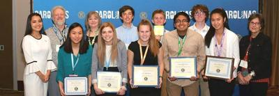 HHS Key Club wins honors at conventions