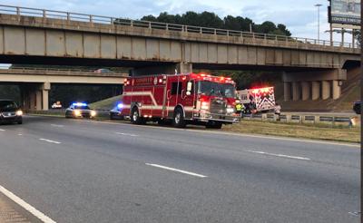 I-40 Motorcycle Crash Sept. 30