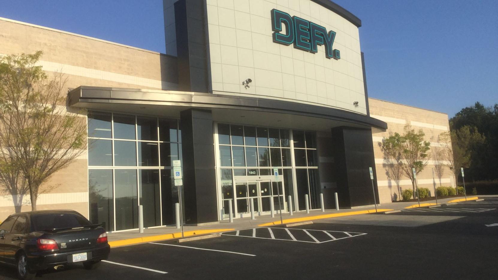 Trampoline Park Opens On Catawba Valley Boulevard Business