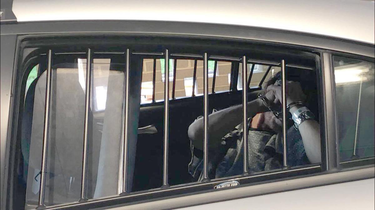 Johnny Kaylor cop car.jpg