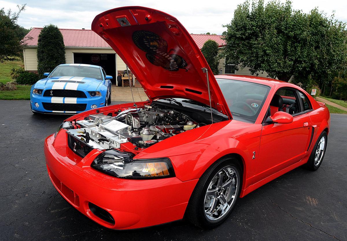 2003 SVT Mustang Cobra