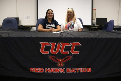 Red Hawks softball signs Florida standout