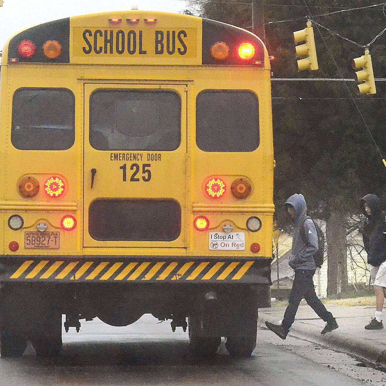 Is it time for seat belts on school buses? Adding safety