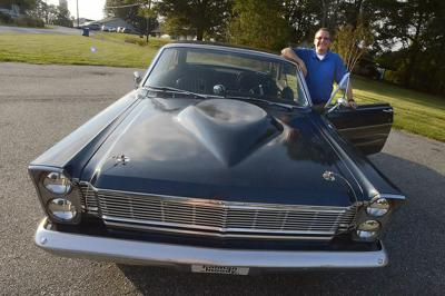 1965 Ford Galaxie 500 owner: It turns heads, is fun to drive