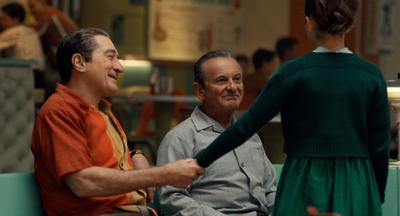 Why cast a younger actor when you can just de-age Robert De Niro?
