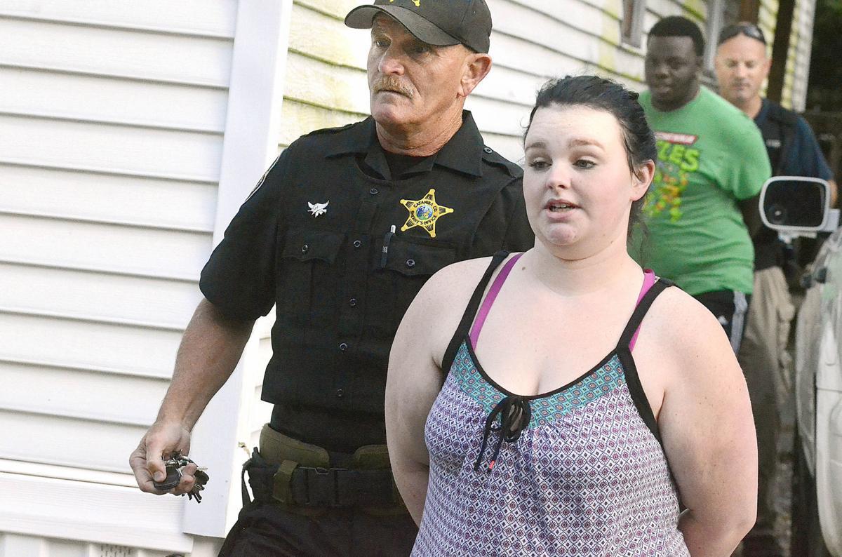 Catawba County Sheriff's Office seeks 76 suspects in drug raid