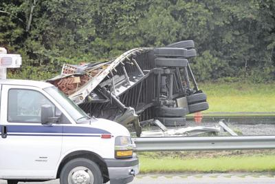 Drivers escape injury in interstate collision   News