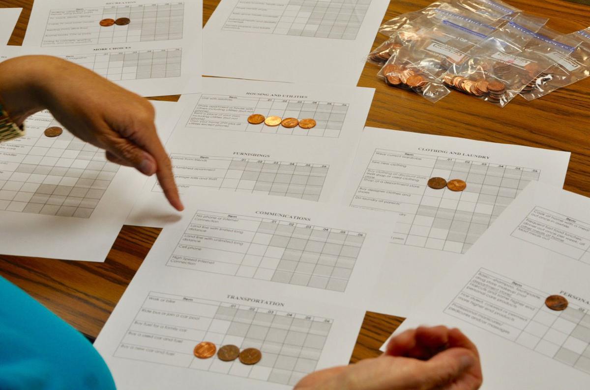 NETworX budgeting exercise