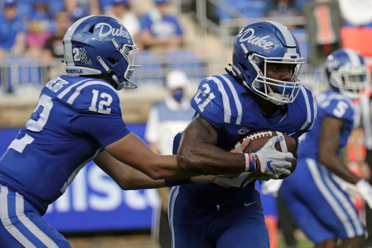 Northwestern Duke Football