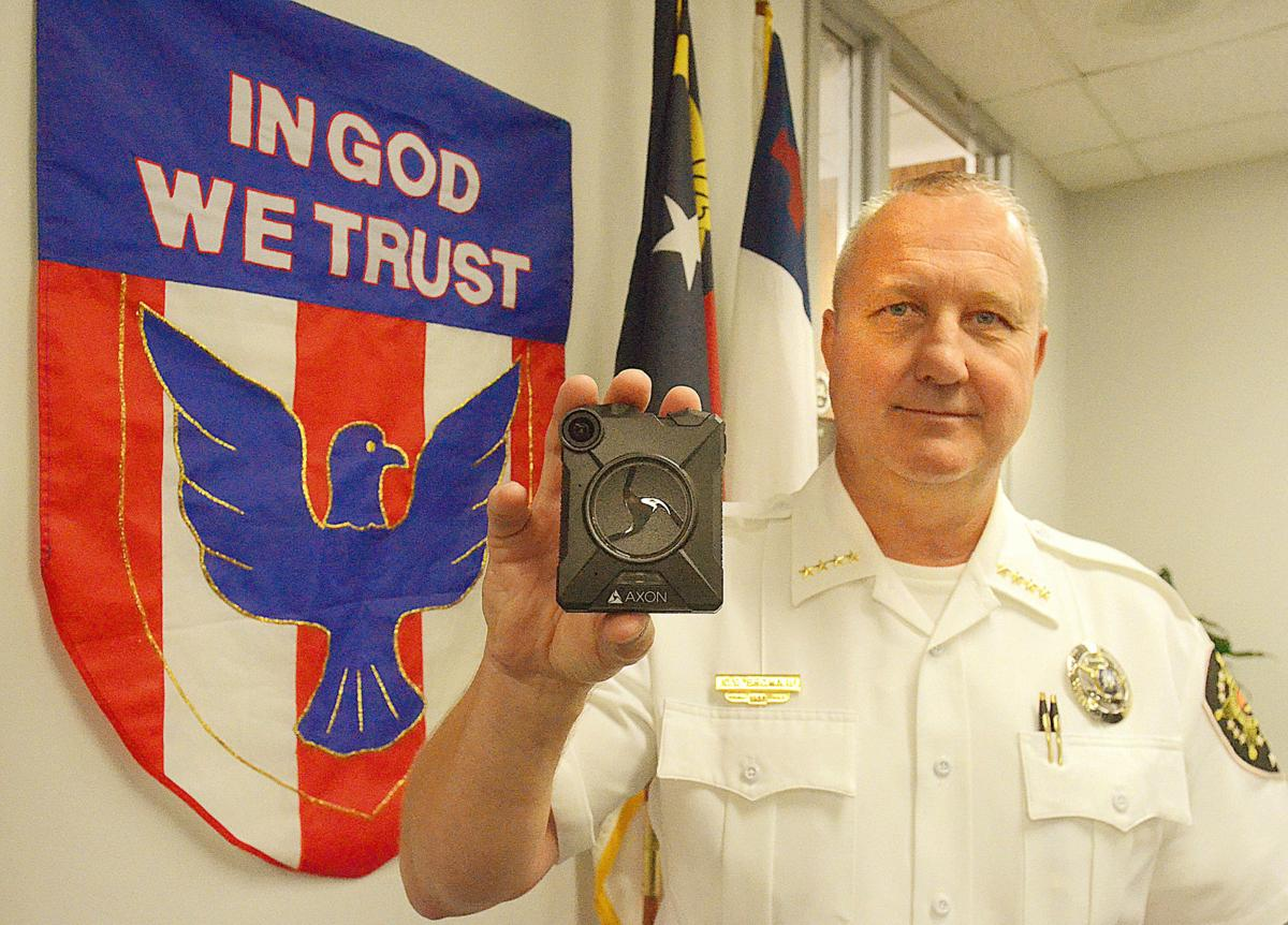 Sheriff's Office body camera