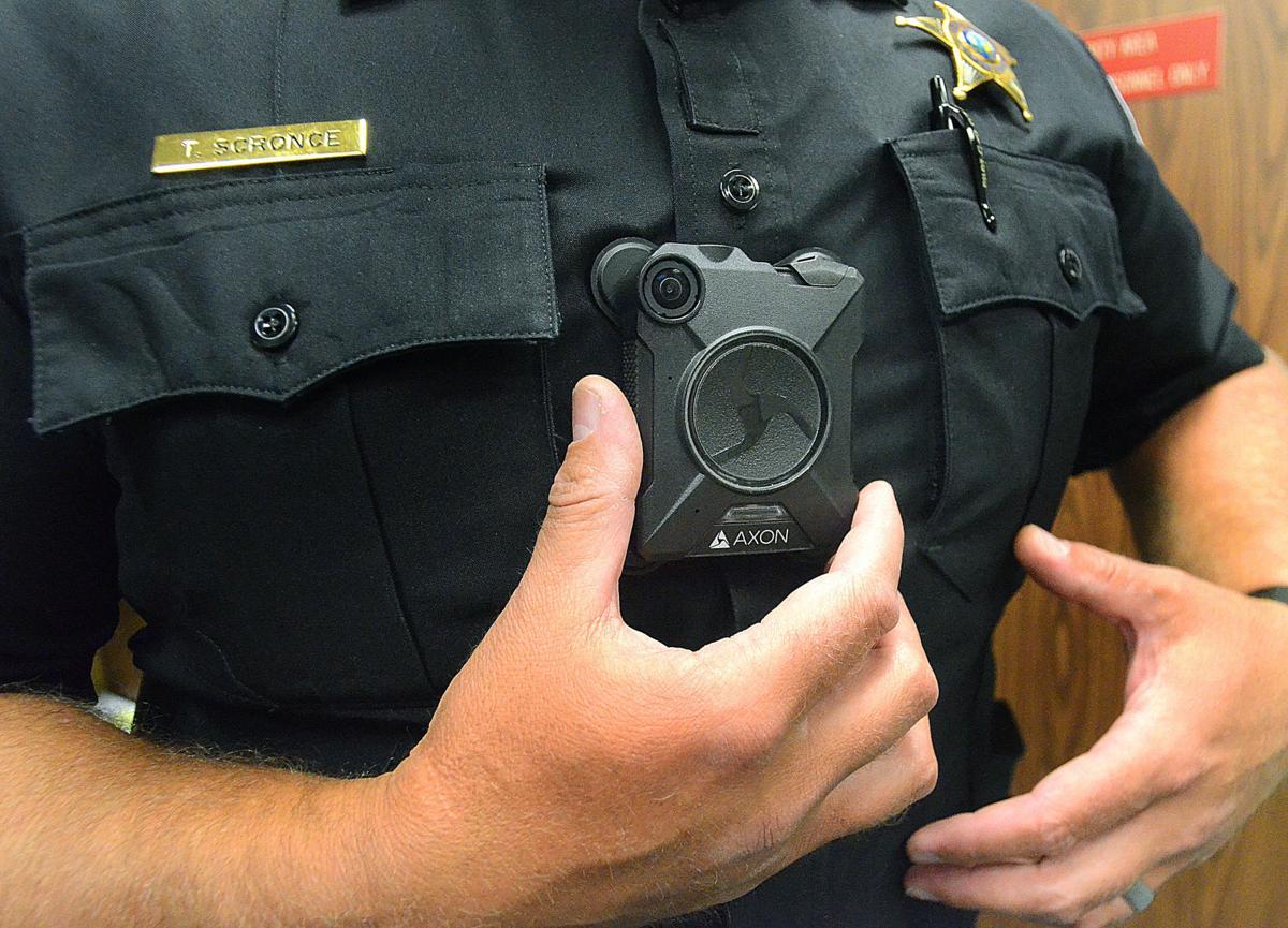 Sheriff's Office body cameras