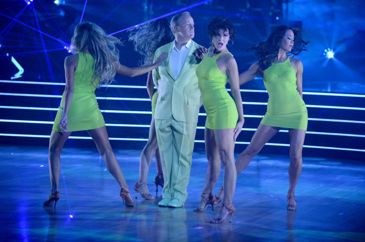 Spicer voted off 'Dancing With the Stars' after weeks of controversy with low scores, judge frustration