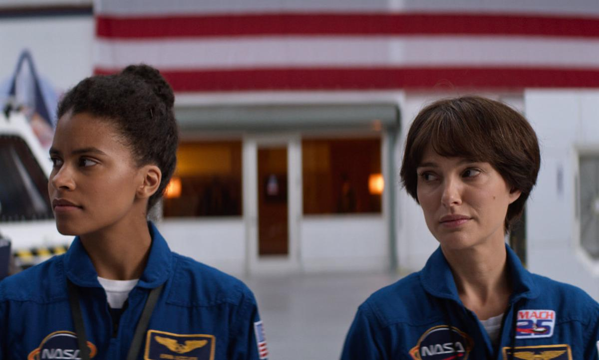 'Lucy in the Sky' is like a Lifetime movie about a NASA love triangle