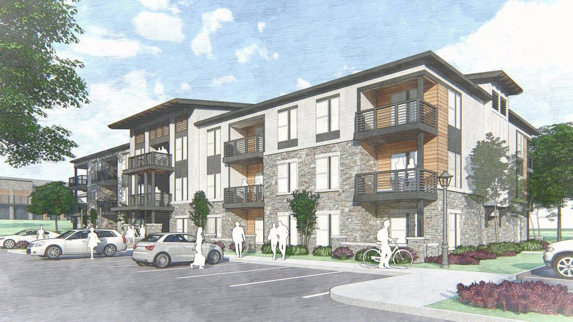 Construction begins on new Startown Road apartment, business development - Hickory Daily Record