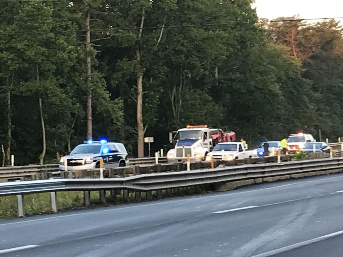 UPDATE: One seriously injured in early morning crash   Local