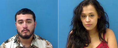 Edgar Guadelupe Mejia Guzman and Sierra Alexis Locklear