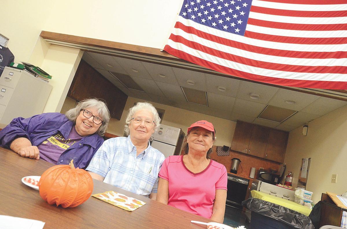 West Hickory Senior Center 40th anniversary