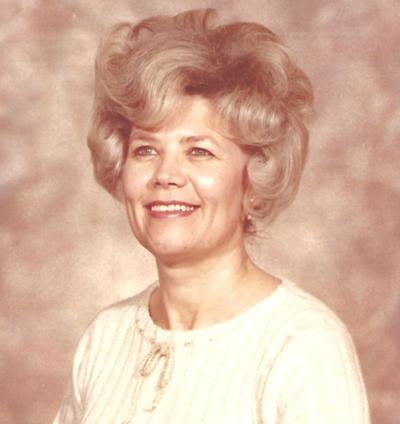 Sherrill, Mildred Christine Yates