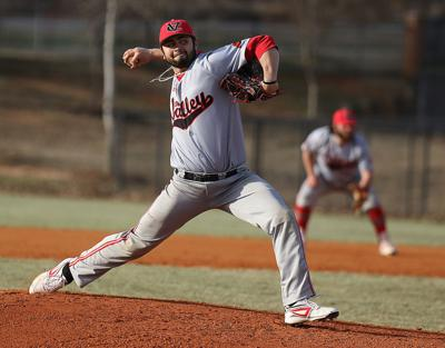 CVCC pitcher named First Team All-American