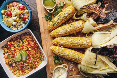Cooking with corn: 3 recipes to try on and off the cob