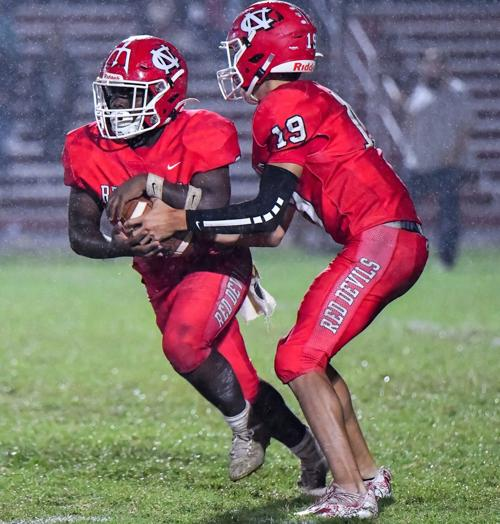 Aiden Luangkhot and Demarcus Beatty