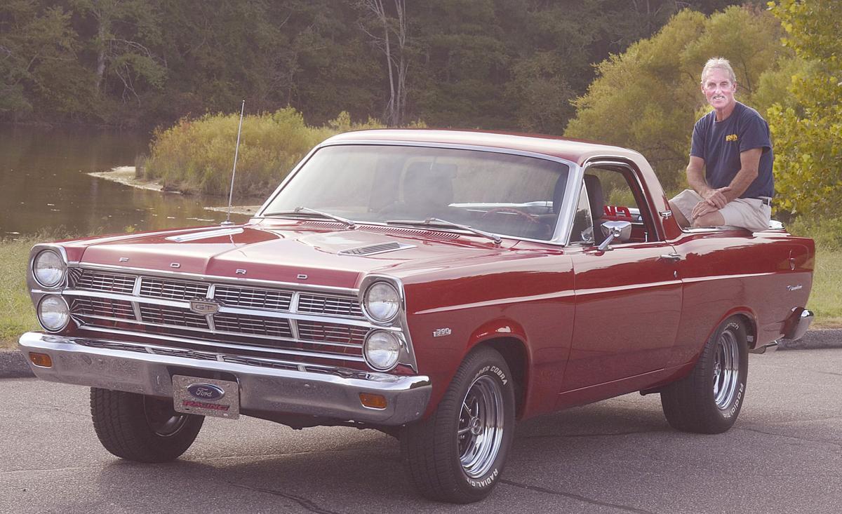 1967 Ford Ranchero, Fairlane 500 edition