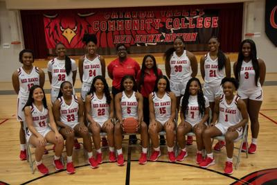 CVCC women's basketball