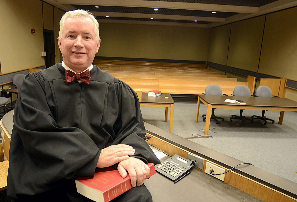 Veteran Judge After 20 Years In District Court Hayes