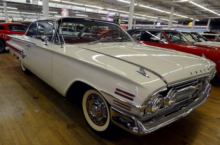 classic cars trucks at new paramount facility in hickory hdr hickory daily record news. Black Bedroom Furniture Sets. Home Design Ideas