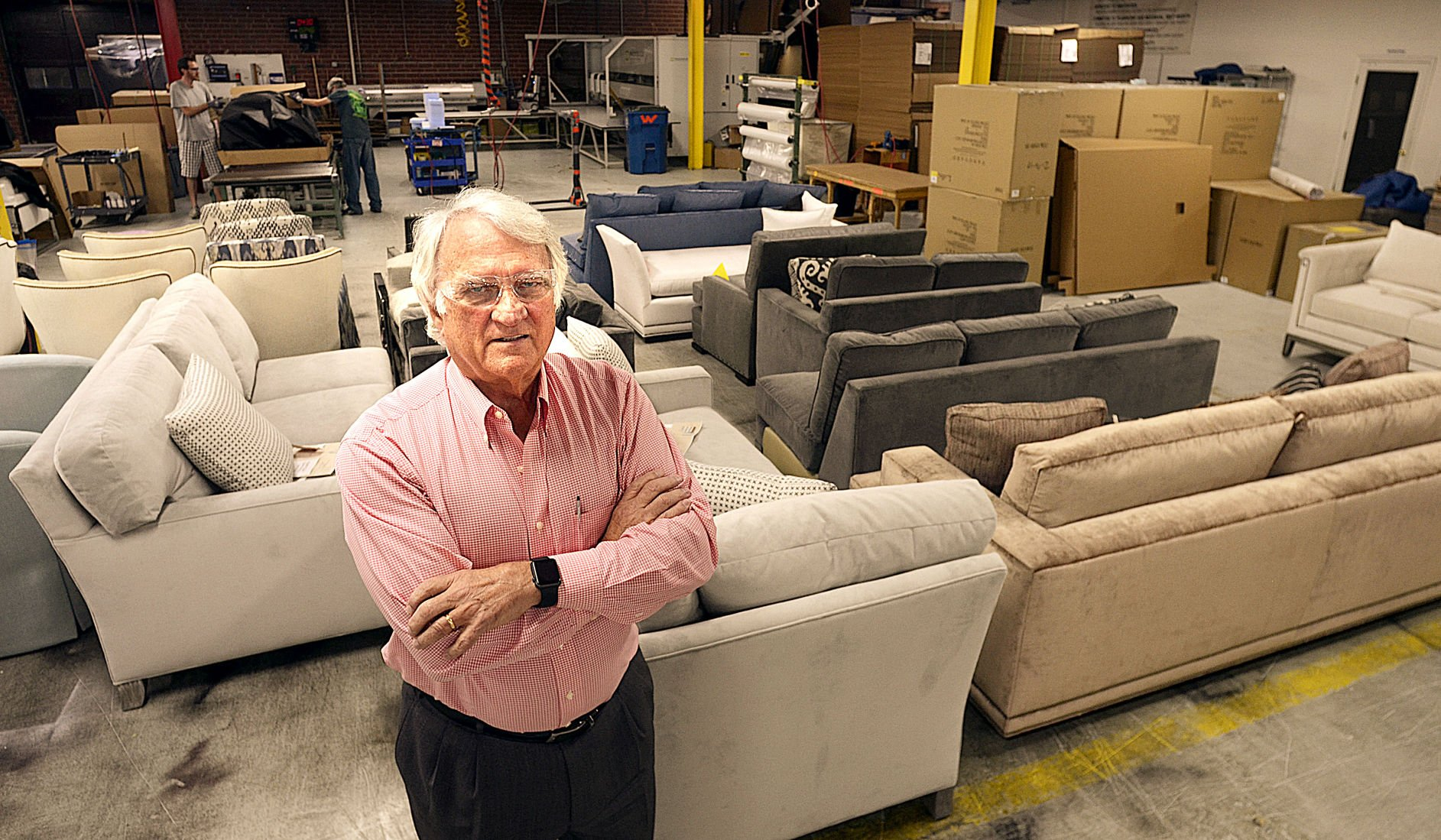 Amazing Furniture Executive Promotes Continuous Improvement In Industry, Community  | News | Hickoryrecord.com