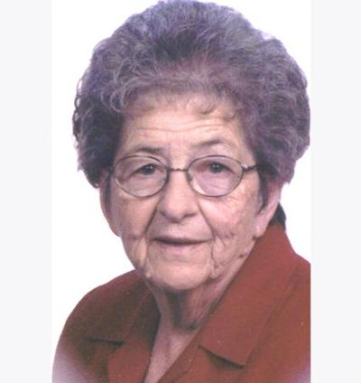 Chapman, Evelyn Marie Wilson