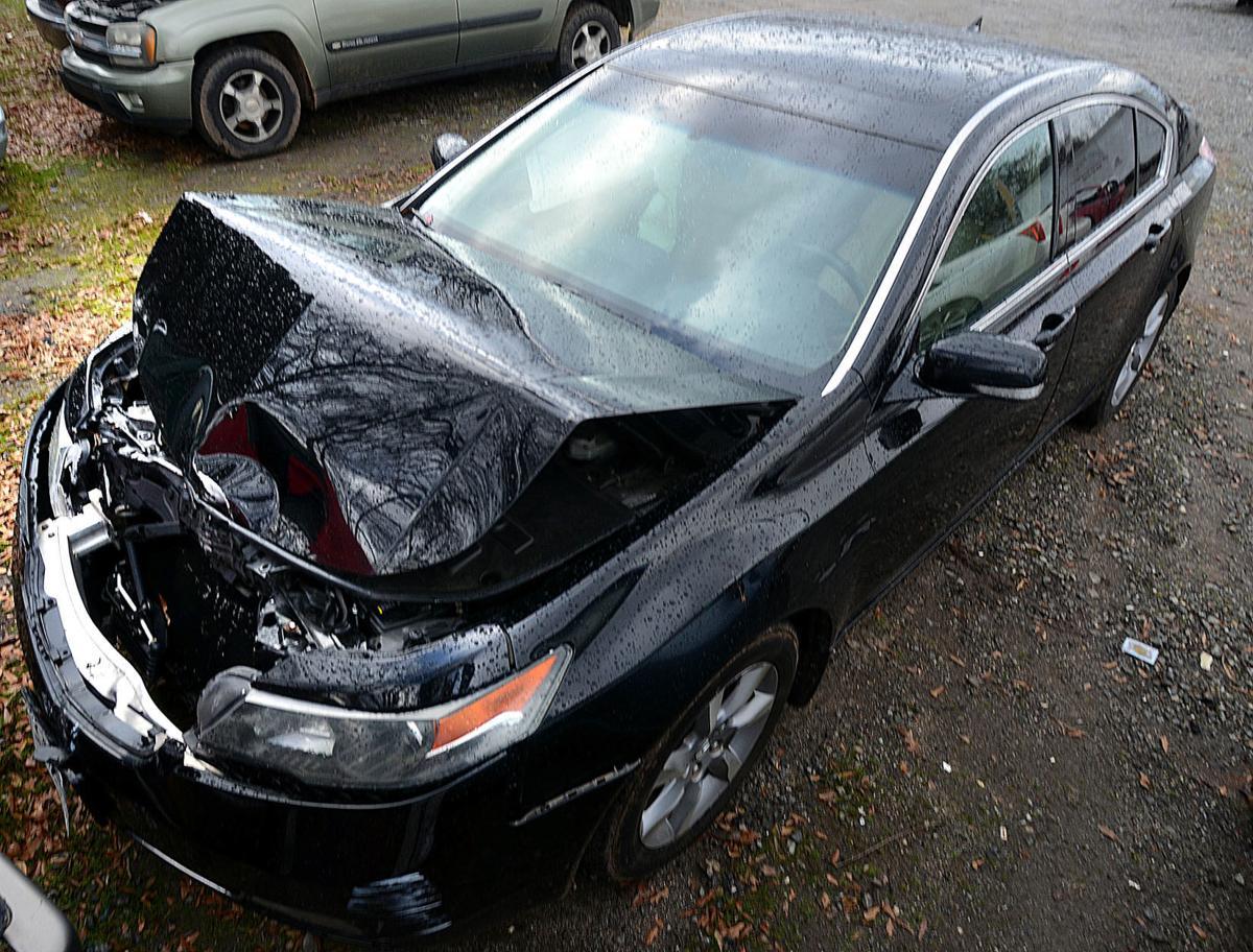 Principal car wreck