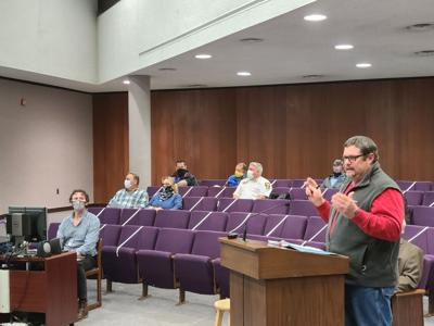 Nov. 17 Council Meeting