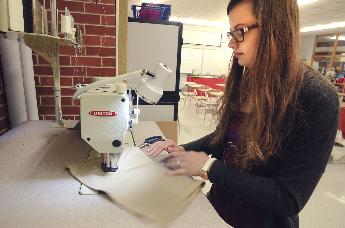 Apprenticeship Program in Sewing
