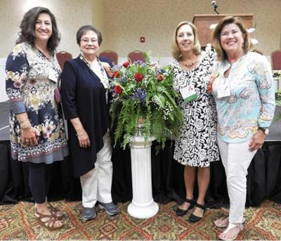 Nu members attend DKG International conference