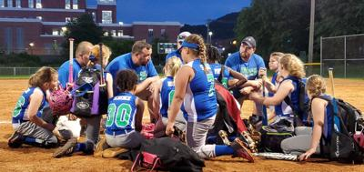 Local teams compete in tournament