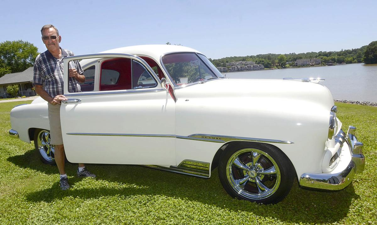 51 Chevy Deluxe Coupe
