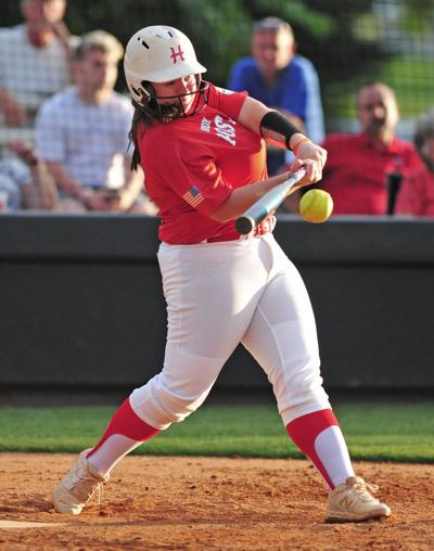Hickory legion softball sweeps Lincoln in doubleheader