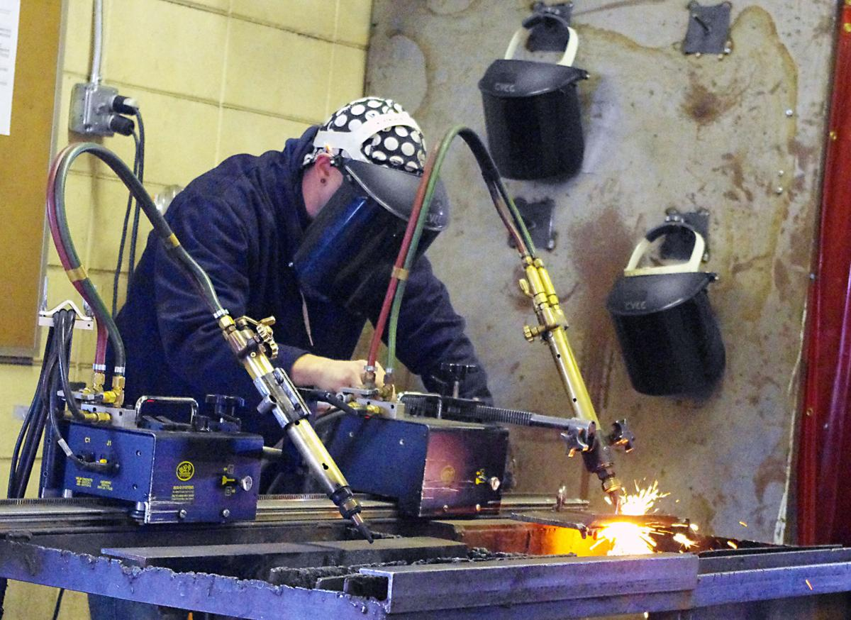 Notable Neighbor Instructor Sparks Growth In Welding At College Local News Hickoryrecord Com