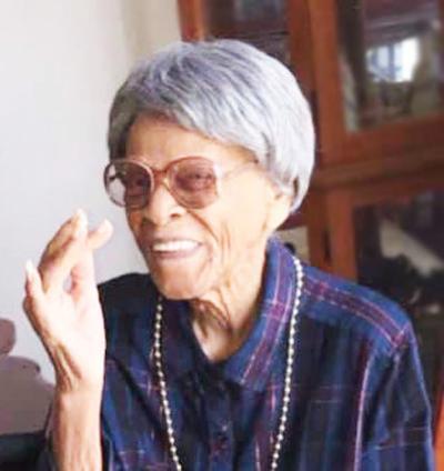 Devoe, Mrs. Mahallie Sherrill