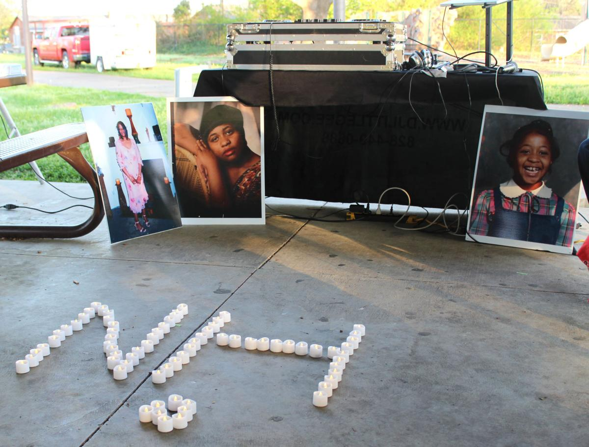 Candlelight vigil inspired by slain rapper remembers local homicide victims